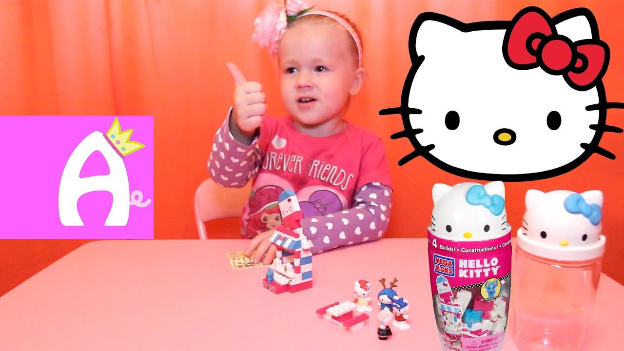 Домик HELLO KITTY Мультик *Кошачий приют* Игры для девочек *Хелло .