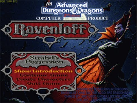Let's Play - Ravenloft: Strahd's Possession - 17 Castle Ravenloft (Part 3)