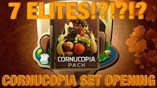 MADDEN MOBILE CORNUCOPIA PACK OPENING!
