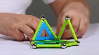 Smyths Toys - Geomag Panels 32 Set