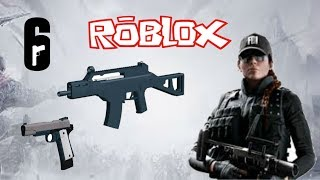Ash Loadout in Roblox! | Rainbow Six Siege Loadouts in Phantom Forces