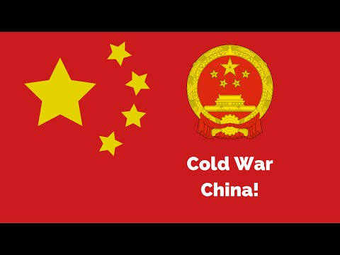 Hearts Of Iron 4 Cold War! PRC Episode 9