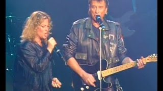 Download Véronique Sanson & Johnny Hallyday - Toute La Musique Que J'Aime Live 1989  Les Restos Du Coeur MP3 song and Music Video