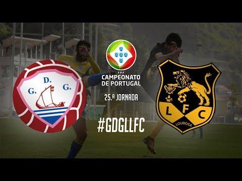 GAFANHA x LOUROSA | 25.ª Jornada Campeonato de Portugal 2018/19