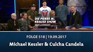Die Pierre M. Krause Show vom 19.09.2017