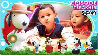 Berburu Happy Meal Terbaru Snoopy Peanut McDonald Bagian ke-3 | Mainan Anak Lucu | Snoopy Toys