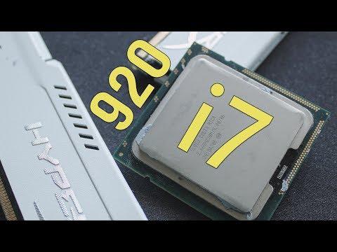 Самый первый Core i7 в 2017 году. Тащит ли i7 920?