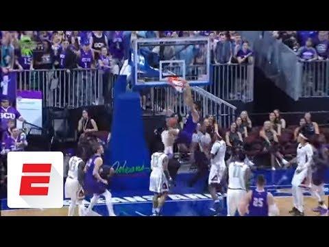 Best dunks from 2018 NCAA Championship Week   ESPN