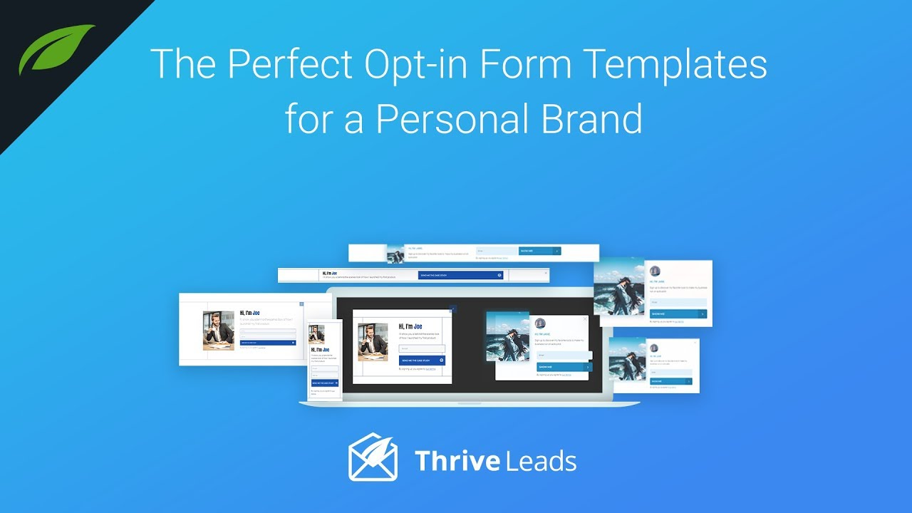 the perfect opt in form templates for coaches and personal brands