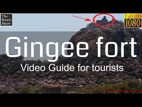 Trip to Gingee Fort (Rajagiri Fort) | Full Trek Video | Full HD