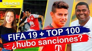 JAMES en el TOP 100 | FECHAS de SUSPENCIÓN en LA LIGA ÁGUILA | RESULTADOS en la COPA COLOMBIA