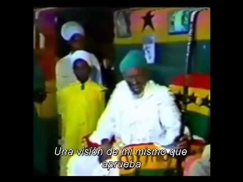 EABIC Boboshanti God and King, High Priest, Holy Emmanuel I (Subtitulado en español)