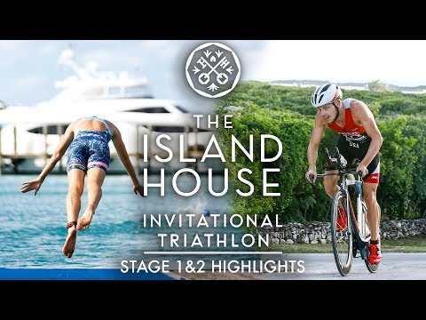 Island House Triathlon Stage 1 & 2 Highlights