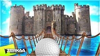 MEDIEVAL MINIGOLF! (Golf It)