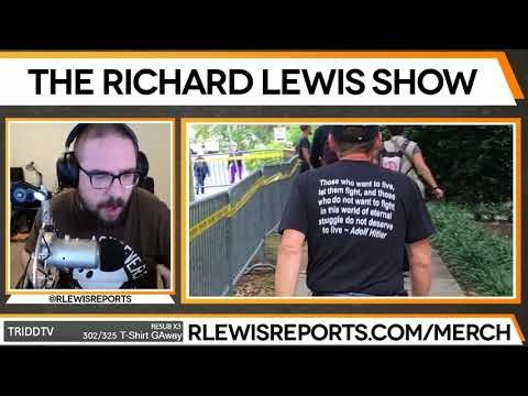 The Richard Lewis Show #90: Charlottesville