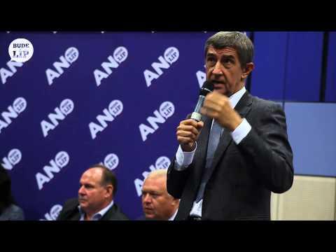 Otázky pro Andreje Babiše: NKÚ, ČEZ a Zákon o státní službě