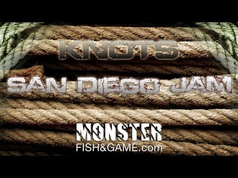 Fishing Knots: How To Tie a San Diego Jam Knot