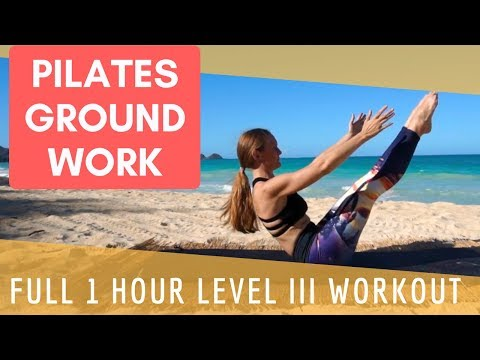 Upside-Down Pilates - Groundwork - Full 1 Hour Level III Workout
