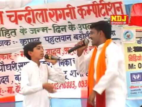 Brand New Haryanvi Hit Ragni......Baba Ji Dhuna Thale....NDJ Music