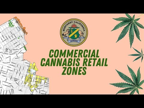 Cannabis Retail Zones Meeting // April 13, 2021