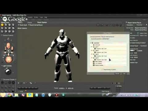 """3D Insight"" CGI Tutorials [#4 Fine-Tuning]"