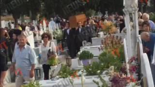 Κηδεία Ανδρέα Μπάρκουλη