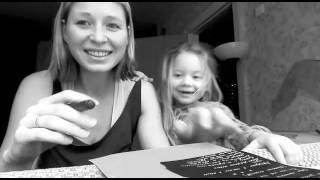 Как учить стихи с ребенком)