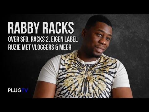 Rabby Racks over SFB, Racks 2, Eigen Label, Ruzie met Vlogge