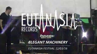 Elegant Machinery - Shattered Grounds - Live @ Eutanasia Festi…