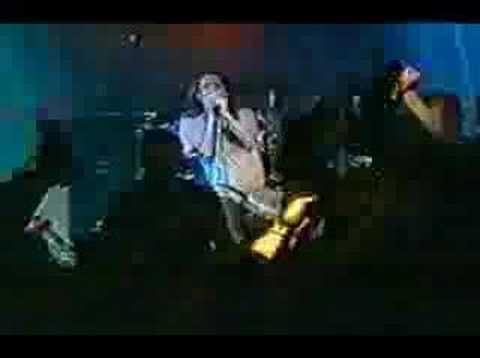 incubus vitamin live 1998