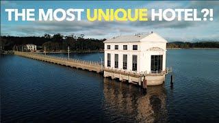 The Most Unique Hotel?!