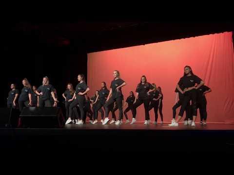 GREEK WEEK DANCE 2018!