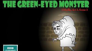 Новий урок із циклу ShakespeareSpeaks: хто такий the green-eyed monster?