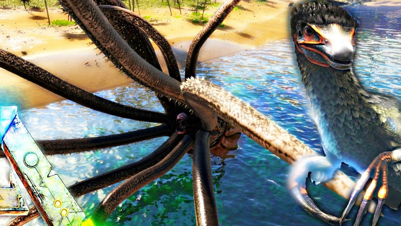 Ark Survival Evolved Tusoteuthis Related Keywords & Suggestions