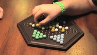 CHINESE CHECKERS - Nameless and Travis have a duel...