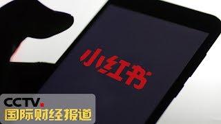 [国际财经报道]投资消费 小红书App在多个应用市场被下架| CCTV财经