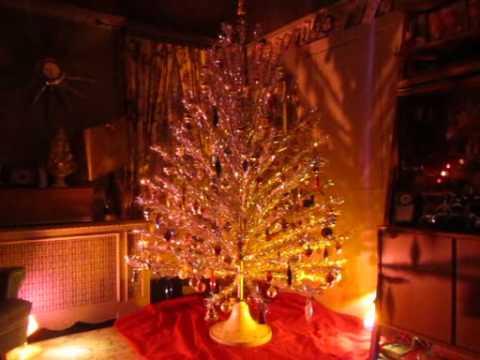 1958 Sparkler Aluminum Christmas Tree