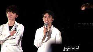 Video [fancam]170528 EXO'rDIUM[dot] Day2 Last ment D.O. download MP3, 3GP, MP4, WEBM, AVI, FLV Juli 2018