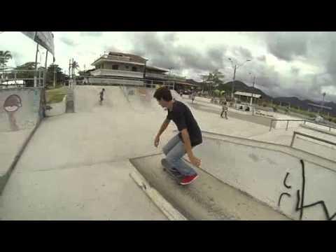 RUK Skateboard  Isolated System