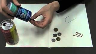 小学校理科3年(4)磁石の性質 磁石につくものとつかないものを 調べる。