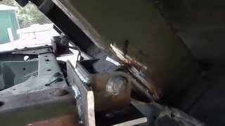 m925 dump kit video C&C Equipment 812-336-2894 installed