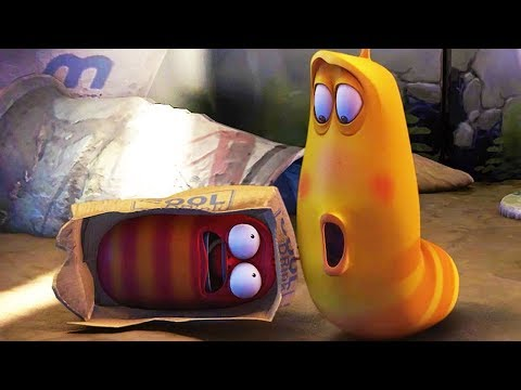 LARVA - HIDE AND SEEK | Cartoon Movie | Cartoons For Children | Larva Cartoon | LARVA Official