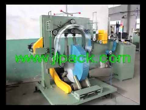 пользовательские сталь в рулонах упаковщик/Машина для аустенитных одетых упаковщика сталь в рулонах