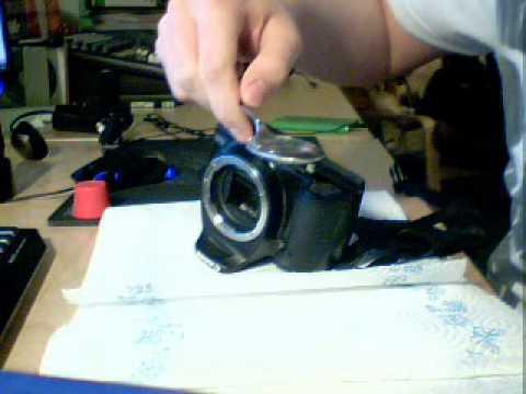 canon shutter repair in 1 min canon ausl ser reperatur in einer rh youtube com Canon EOS Rebel T6 Canon Rebel T6