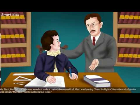 Albert Einstein | Cartoon For Kids | Fairy Tale | Story For Children | Stories For Kids