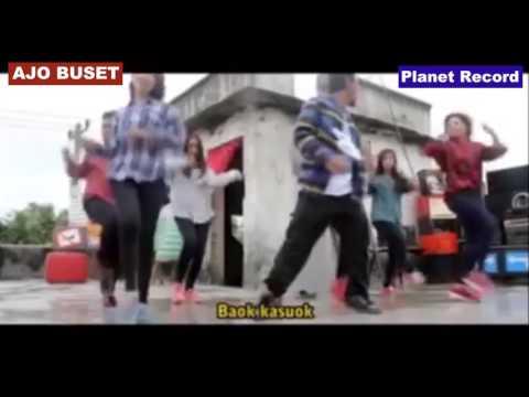 Lagu AJO BUSET -  PETIR (Persatuan Tukang Parkir) - Lagu Minang