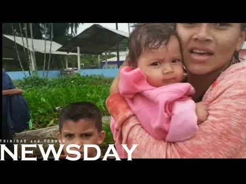 Venezuelans return to Trinidad after deportation