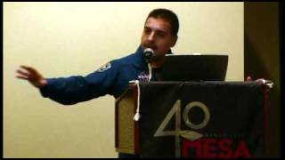 Speech Part II - Jose Hernandez NASA Astronaut and MESA Alumnus Thumbnail