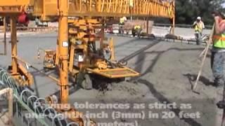 Video still for Terex Bid Well Bridge Pavers