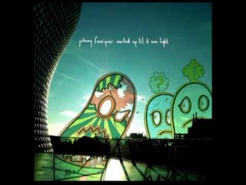 Johnny Foreigner - Eyes Wide Terrified